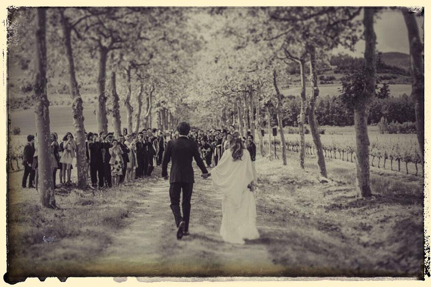 La boda de Javier y Paz