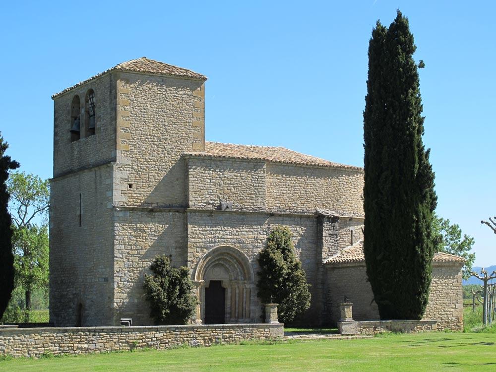 Iglesia San Esteban de Otazu
