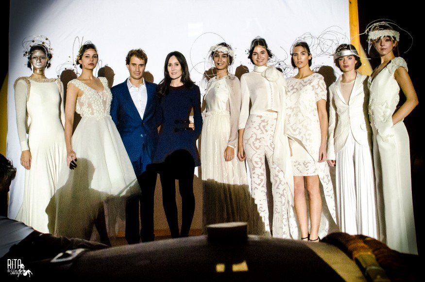 III Desfile Novias con Isabel Zapardiez