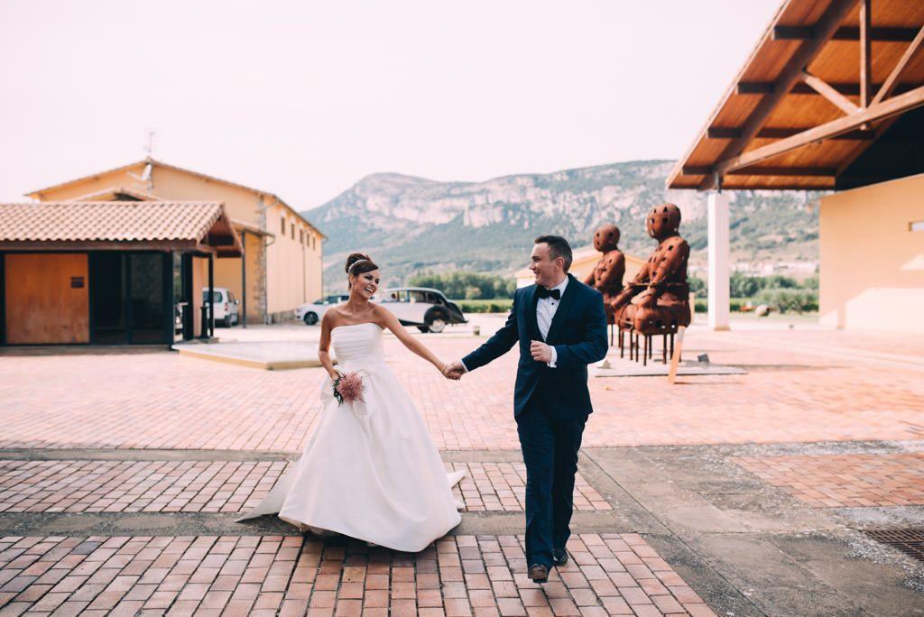 Sara y Mario_Bodega Otazu