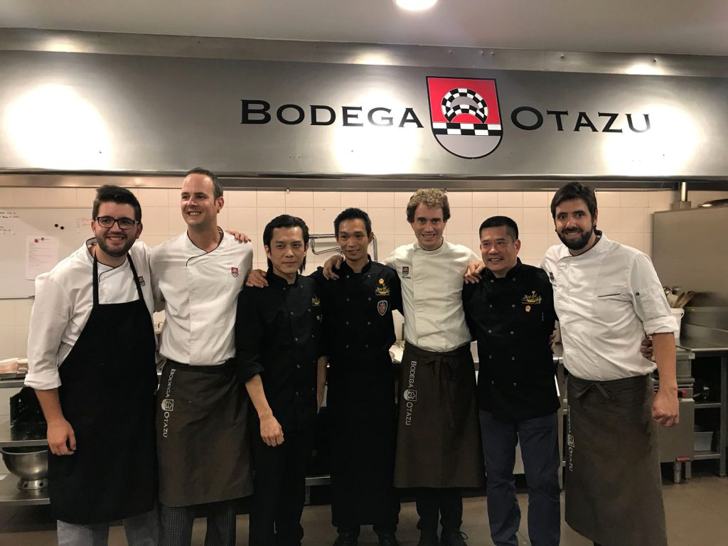 Master Chef China_Bodega Otazu